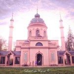 Moschee im Schlossgarten Schwetzingen - Sebastian Maier © 2016