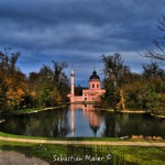 Moschee im Schlossgarten - Sebastian Maier © 2016