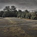 Alter Tennisplatz ehem. amerikanisches Militärgelände, Osnabrück